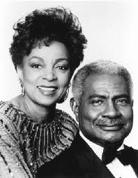 Ozzie Davis and Ruby Dee -  He was such a handsome man w/ that wonderfully deep voice.