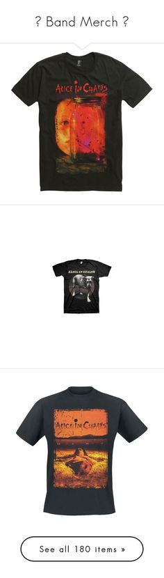 """""""🎸 Band Merch 🎸"""" by lmaoimtrash ❤ liked on Polyvore featuring men's fashion, men's clothing, men's shirts, men's t-shirts, mens ripped t shirt, mens distressed t shirt, mens ripped shirts, mens distressed shirt, tops and shirts"""