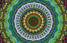Mandala: Kendine dönüşün yeni yolu