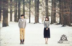 Korea pre wedding photo,
