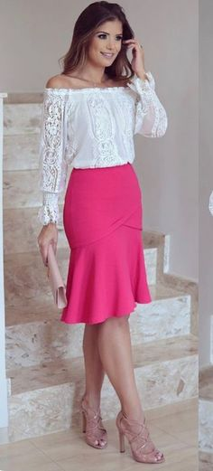 37 Midi Skirts That Will Make You Look Great - Fashion New Trends Skirt Outfits, Dress Skirt, Cool Outfits, Casual Outfits, Winter Outfits, Modest Fashion, Fashion Outfits, Womens Fashion, Fashion Trends