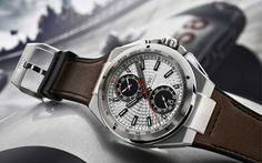 Luxury Watches: IWC Partners With Mercedes AMG Petronas Racing Team - WOT on Motor Trend