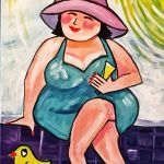 De schilderijen die je kunt maken in de schilderworkshops.