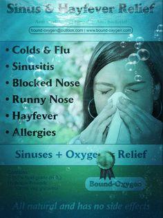 #BoundOxygen #Sinus