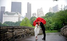 19 Stunning Photos of Weddings in the Rain -Cosmopolitan.com