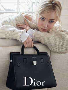Jennifer Lawrence égérie Diorever