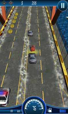 Its time to see the world of high speed and fantastic cars! In Street Racer 2 you will <br>be able to experience high speed, crashes, explosions, collisions and police pursuits on realistic <br>tracks. Keep in mind, that you won't get away easily with racing down the streets, police will <br>chase you all the time!<p>Features:<p>•Winter tracks and beautiful cars;<br>•Realistic physics, mass crashes and lots of explosions;<br>•Excellent racing dynamics;<br>•Police pursuits;<br>•Simple and…