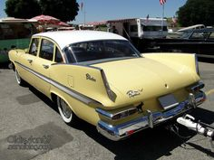 Plymouth Belvedere 4door sedan-1959