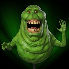 Hollywood Collectibles Ghostbusters Slimer Life-Size 40 Inch Statue