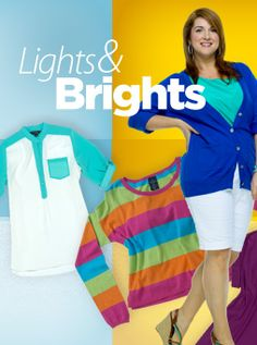 Light & Brights  #fittingroomspring