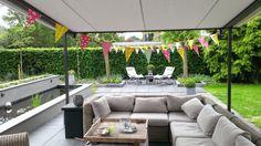 CYNTUINEN TUINONTWERP & -ADVIES: Renovatie tuin Deventer, vrijstaande woning