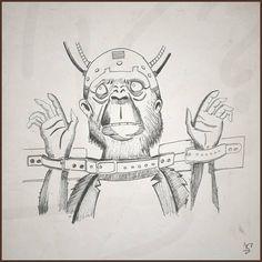 #dotheevolution #sketch #ink #pearljam #kennedyboareto