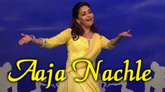 Learn 'Aaja Nachle' from Madhuri Dixit! https://www.youtube.com/watch?v=iu0kU1CMZ14