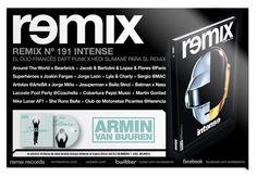 Revista Remix 191 Intense
