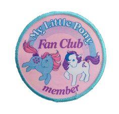 my little pony fan club
