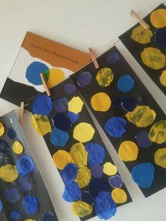 Pequeño azul y pequeño amarillo, Leo Leoni.