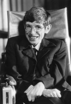Portrait of Stephen Hawking. Stephen Hawking Quotes, Institute Of Physics, Ludwig, Physicist, Science, Portraits, Albert Einstein, Foto E Video, Famous People