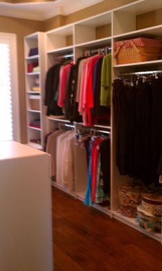 Marvelous Naples Closets, LLC | Custom Closet Company | Naples, FL , Large Walk In