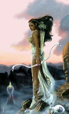 Hunting Goddess