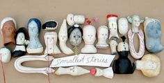 wow... these are by Bonnie Marie Smith.  Seeing these makes me want to do ceramic work again!
