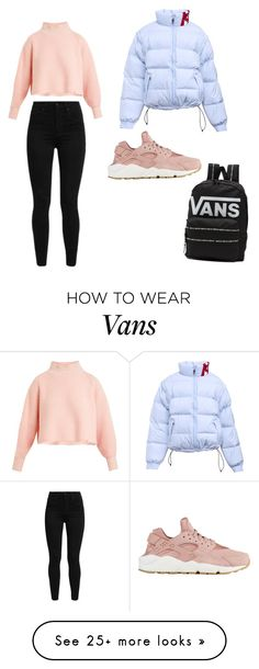 """Unbenannt #1"" by vivi-pm-1 on Polyvore featuring Vika Gazinskaya, Levi's, NIKE and Vans"