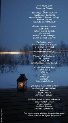 Lyric Quotes, Words Quotes, Carpe Diem Quotes, Finnish Words, Health Heal, Mental Health, Bild Tattoos, Life Lyrics, Think