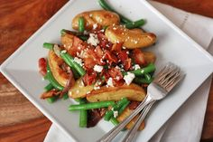 Green Bean and Fingerling Potato Salad