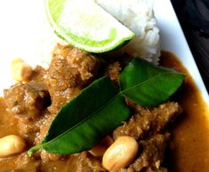 Recipe Rachel's Beef, Lime & Peanut Curry by arwen.thermomix - Recipe of category Main dishes - meat