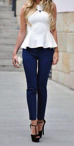 #fashion #style #white