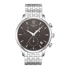 Tissot Herren-Armbanduhr Tradition T0636171106700: Amazon.de: Uhren