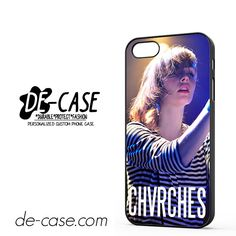 Lauren Mayberry DEAL-6353 Apple Phonecase Cover For Iphone 5 / Iphone 5S