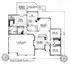 House Plan 73242