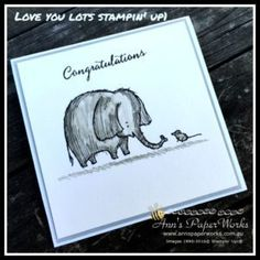 Love you Lots Ann's PaperWorks| Ann Lewis| Stampin' Up! (Aus) online store 24/7