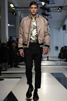 MSGM Menswear Fall Winter 2014 Milan - NOWFASHION