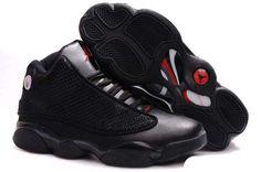 Hot Sale High Quality Noble Air Jordan 13 Mens Black Black Cheap Price  http://www.czjordanshoes.com/cz2428.html