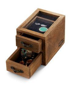Tiny Treasures Jewelry Box
