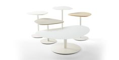 Leah Occasional Table by Bruce Sienkowski for Leland International