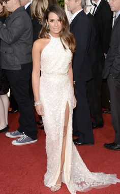2013 Golden Globes Red Carpet Dresses That Look Good Enough To Be Worn Down The Aisle