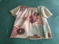 Circle Sleeve Shirt for Baby