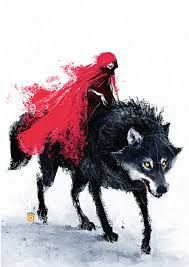 Resultado de imagem para little red riding hood tumblr