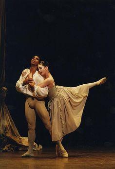 "<<Tamara Rojo and Carlos Acosta in ""Manon"">>"