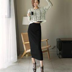 High Waisted Skirt, My Style, Skirts, High Waist Skirt, Skirt, Gowns, Skirt Outfits, Petticoats