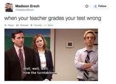 And finally... | 27 Things That Happen To Every Student In School