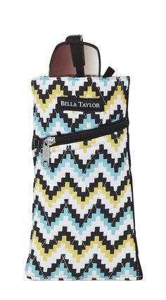 Bella Taylor Handbags -  Lemon Julep Eye Glass Case