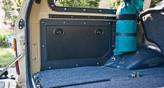 fj60 panel storage