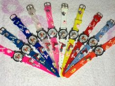 Kids 3D Character watch - tom & jerry (1pc)great party favors/gift asst colors