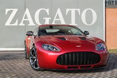 it Cars — Aston Martin Zagato Image by Romain Drapri . Aston Martin V12, Classy Cars, Sweet Cars, Hot Cars, Concept Cars, Luxury Cars, Cars Motorcycles, Dream Cars, Ferrari