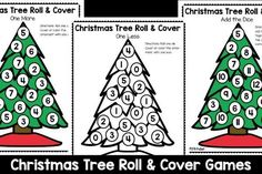 Christmas Tree Roll