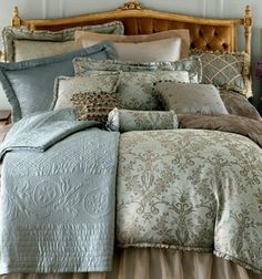 Sweet & Romantic Bedroom Colors - Cushion Pleasure - Click Pic for 42 Romantic Master Bedroom Decor Ideas