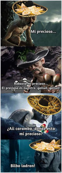 Smiguel. I'm dying right now. bahahah. whoever is making all these movie characters spanish, i love you!